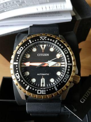 Citizen NH8384-14E Original Watch