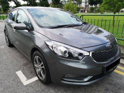 Kia Forte K3 1.6 EX Auto