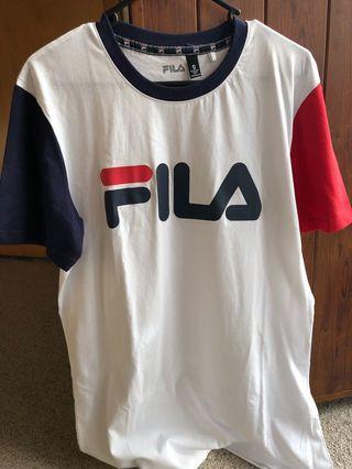 Fila T-Shirt - Factorie