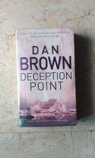 DAN BROWN- DECEPTION POINT