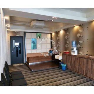 PJ8 Corner Penthouse Office Suites for RENT PJS , PJ PETALING JAYA