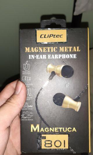Cliptec Earphone