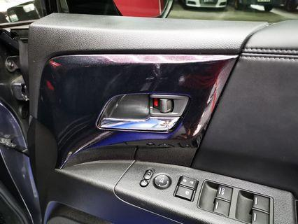 CAR INTERIOR PANEL WRAP