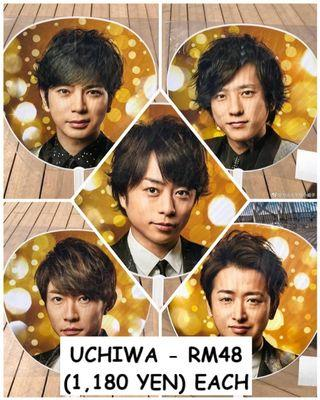 [PRE-ORDER] ARASHI 5X20 GOODS - OSAKA (KYOCERA DOME)