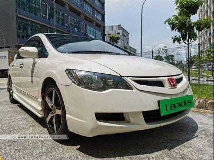 Honda Civic 1.8 Manual VTi-S