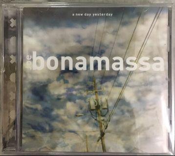 JOE BONAMASSA CD -  ANEW DAY YESTERDAY
