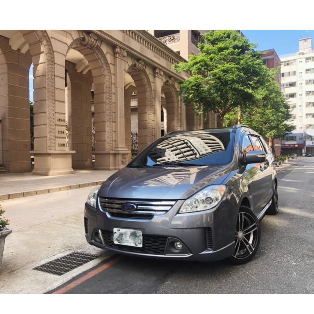 2007年 福特 I-MAX 2.0 里程:10.9萬