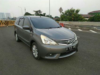 Allnew Nissan Grand Livina 1.5XV 2013AT..TOP