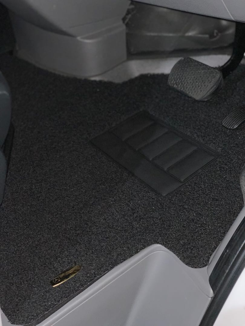 2019 Mercedes Benz Sprinter Private Bus Customized Fitted Car Floor