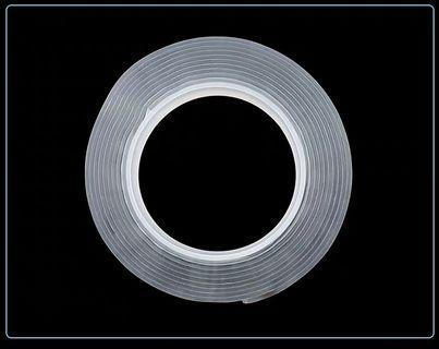 Reusable Nano tape