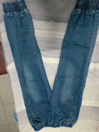 長褲(縮口褲)