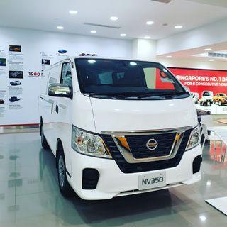 Auto NEW Nissan NV350