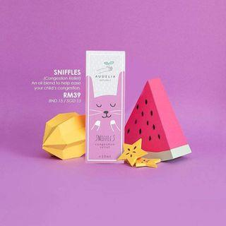 SNIFFLES Baby Essential Oil by Audelia Naturals