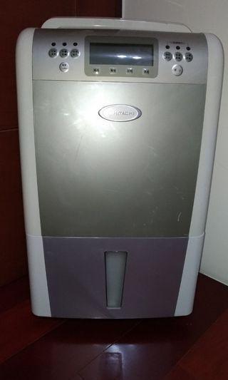【自有物品]【HITACHI 日立】感溫適濕控制 除濕機(RD-280N / RD280N)