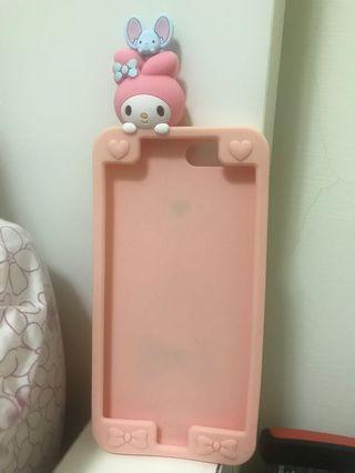 可愛美樂蒂矽膠保護套