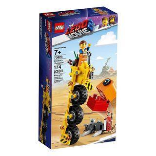 LEGO 70823 - Emmet's Thricycle