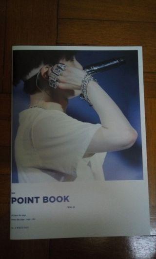 BTS SUGA Fansite Mini Photobook