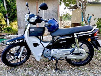 Honda Ex5 110 2018 Low mileage direct owner