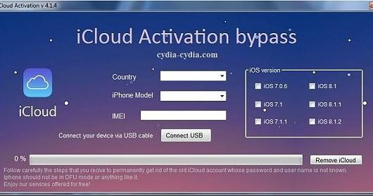 Iphone and ipad Activation lock bypass and unlocking