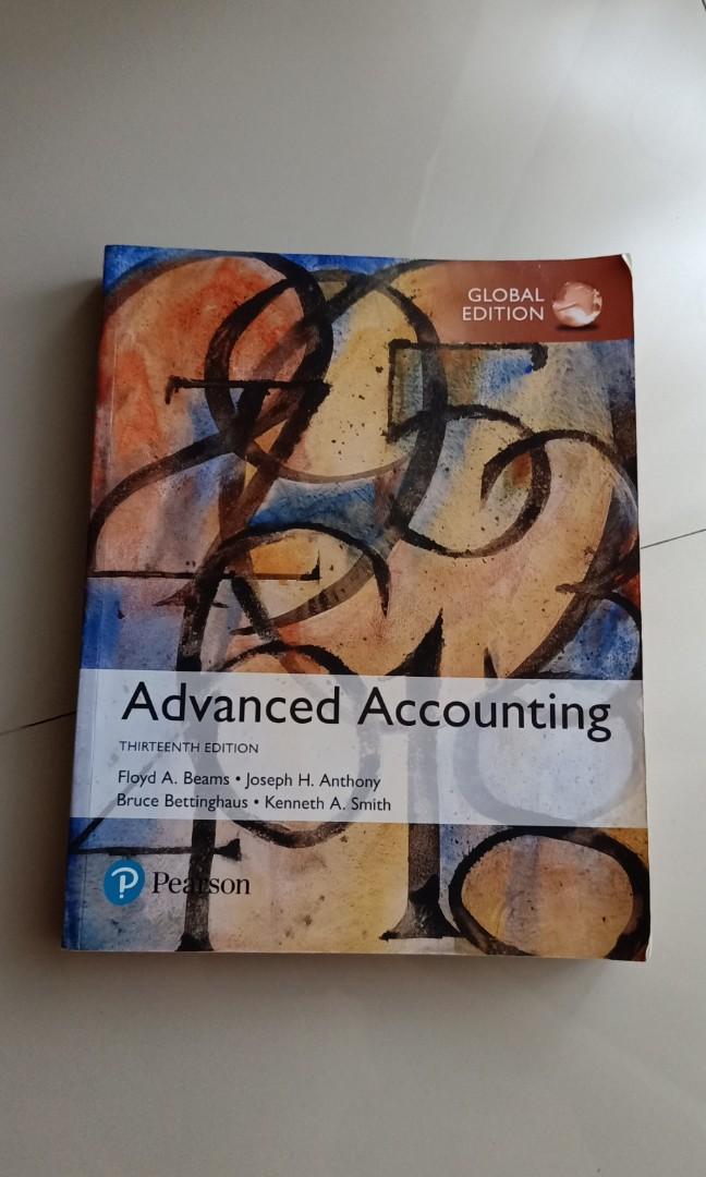 Advanced Accounting 13th Edition Buku Alat Tulis Buku Pelajaran Di Carousell