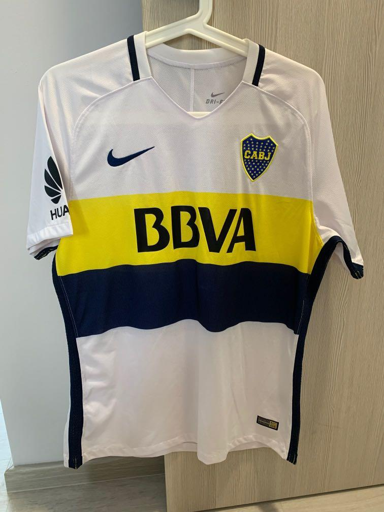 new arrival 0aeae 70624 Boca Junior 2018/2019 Nike Away Jersey, Sports, Sports ...