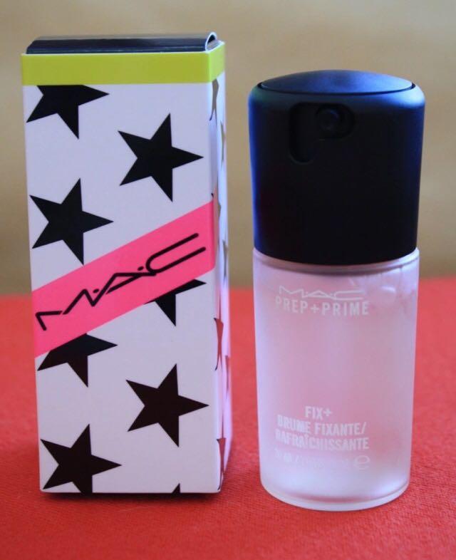 Brand new MAC Coconut Fix+ Spray travel size *limited edition*