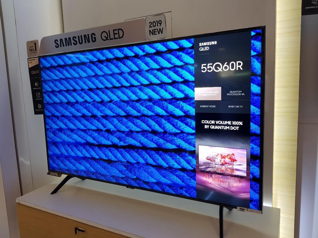 Brand new Samsung QLED 49Q60R 49