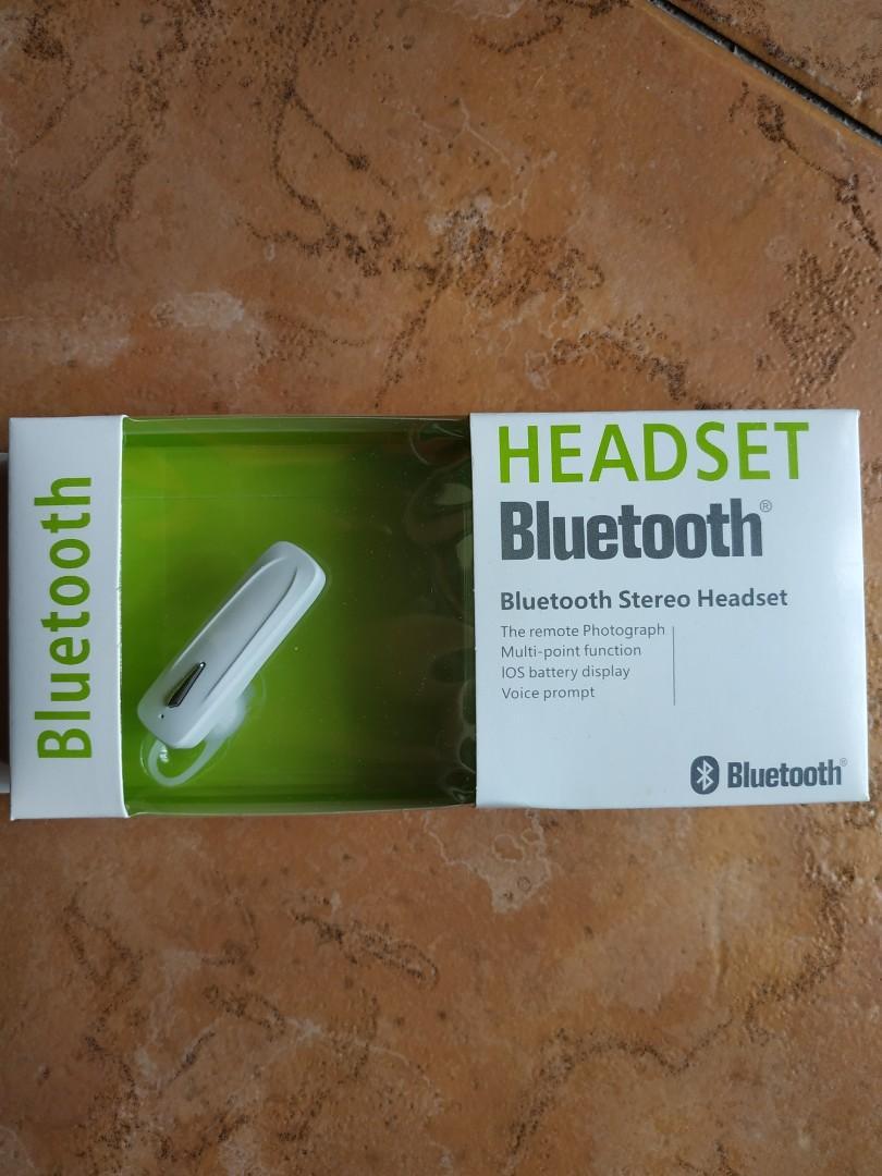 Brandless Bluetooth earpiece