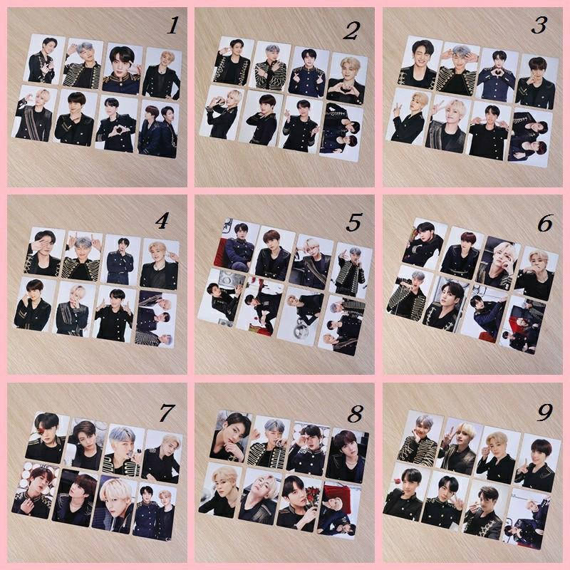BTS <<Love Yourself Speak Yourself>> Japan Tour Concert Random Mini Photocard set