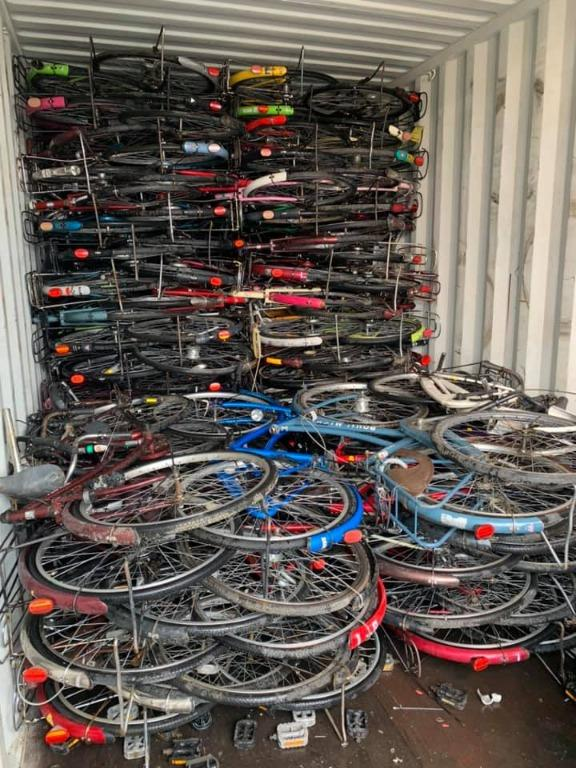 bulk bicycles for sale,assorted and no individual sales