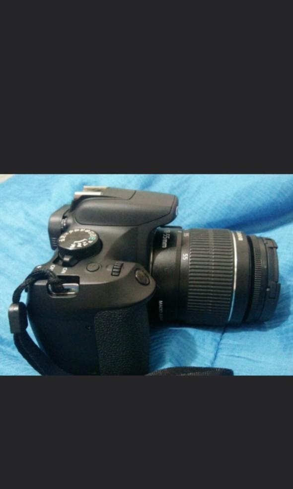 CANON 1300D FOR 15K, Photography on Carousell
