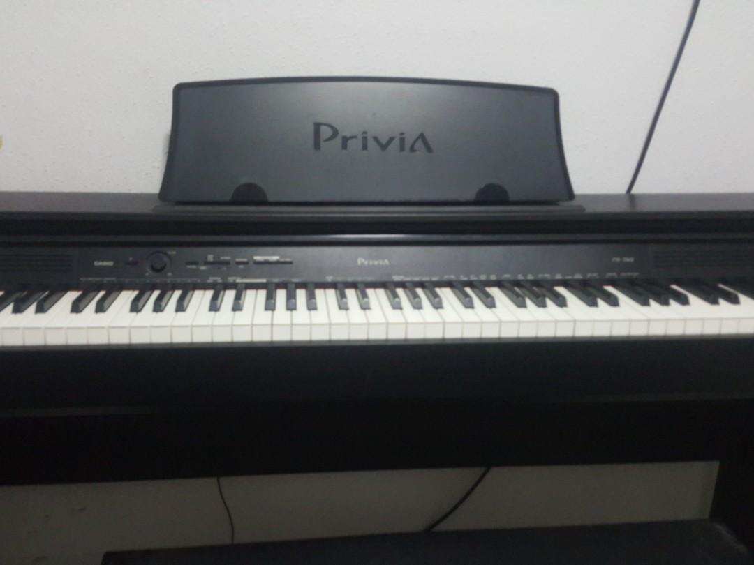 Casio PX760 digital piano+chair