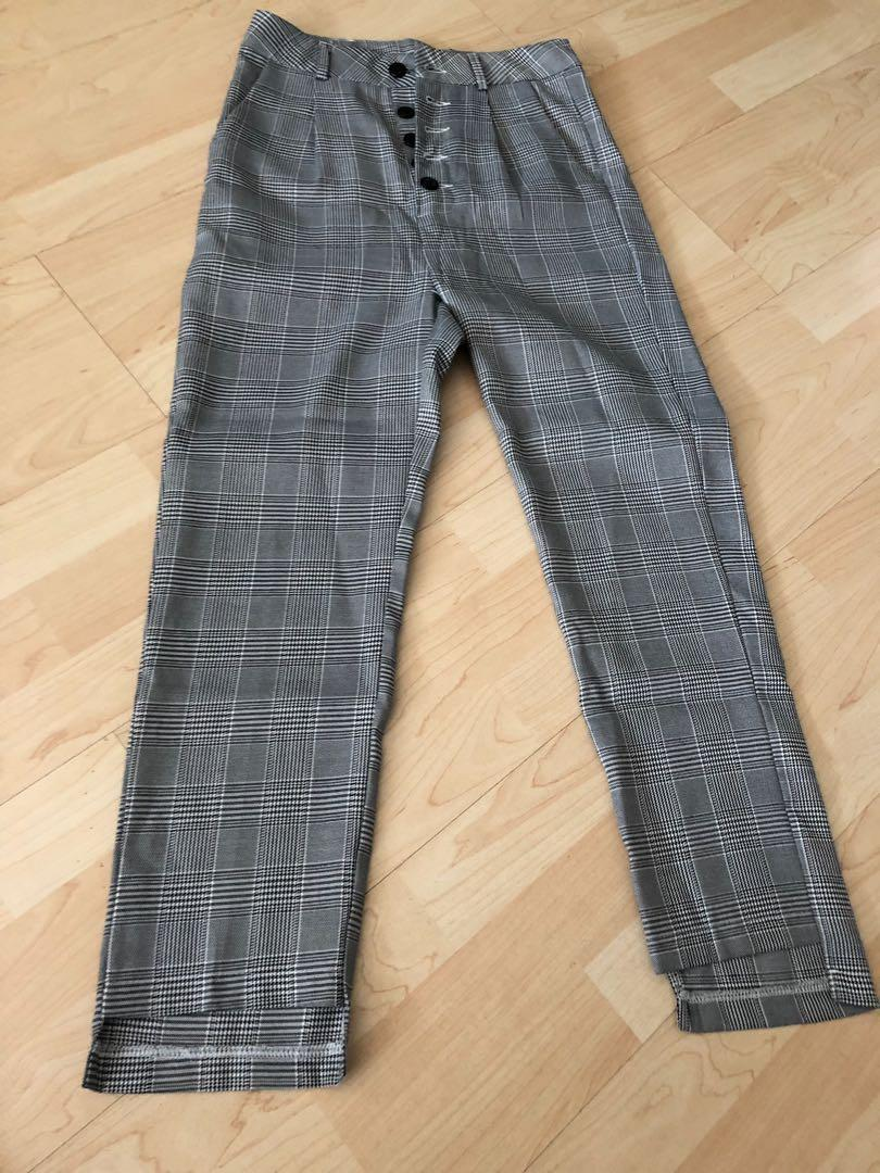 Checkered Pants Sale 10 Womens Fashion Womens Clothes