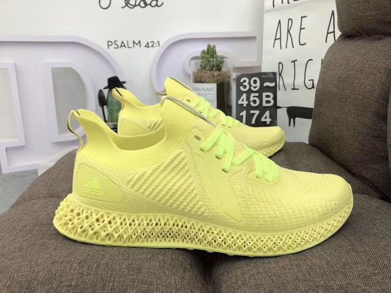 pretty nice 19eb3 a8ecc Daniel Arsham X Adidas Futurecraft 4D, (Glow In The Dark)