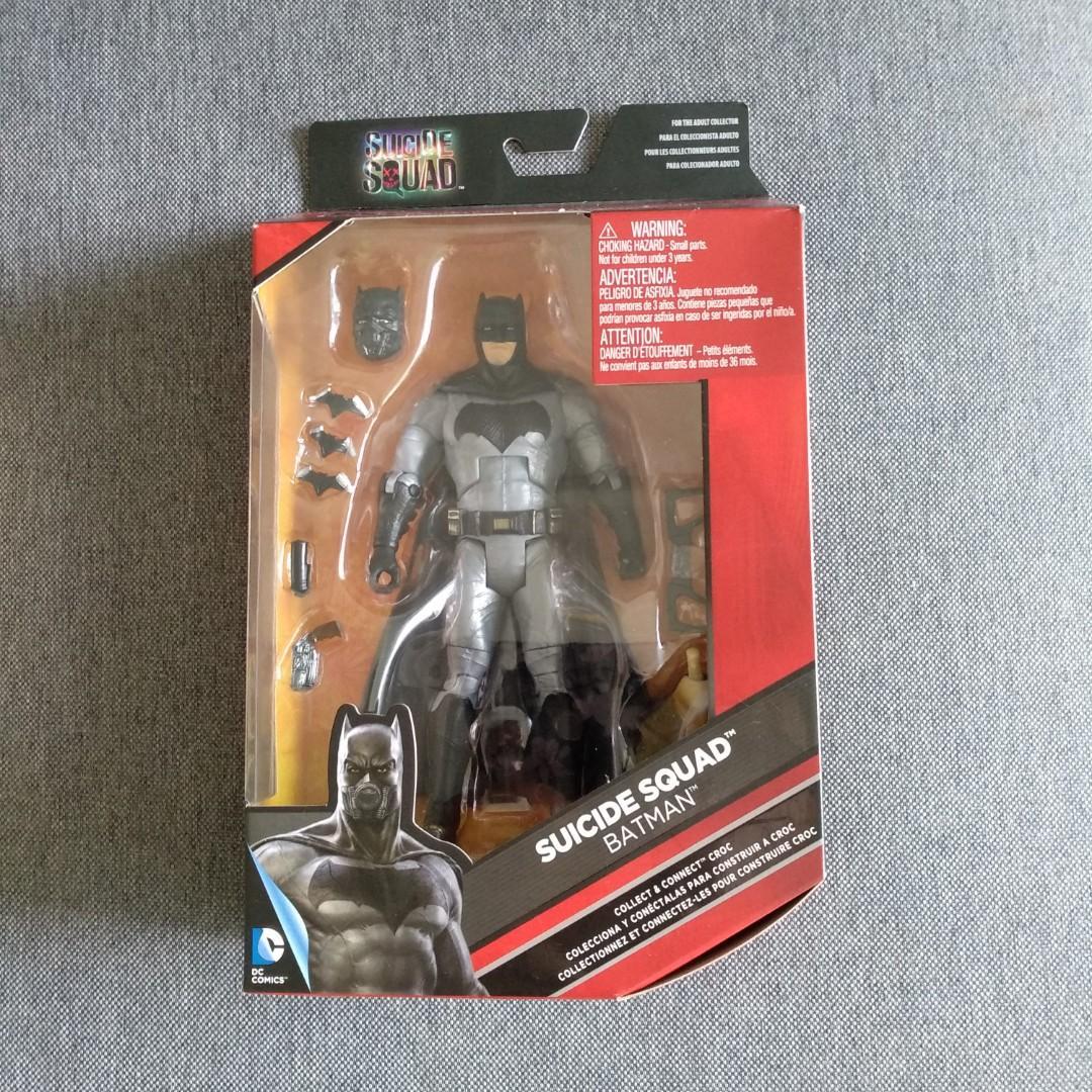 DC Comics Multiverse Suicide Squad The Joker 6 Inch Action Figure New MISB