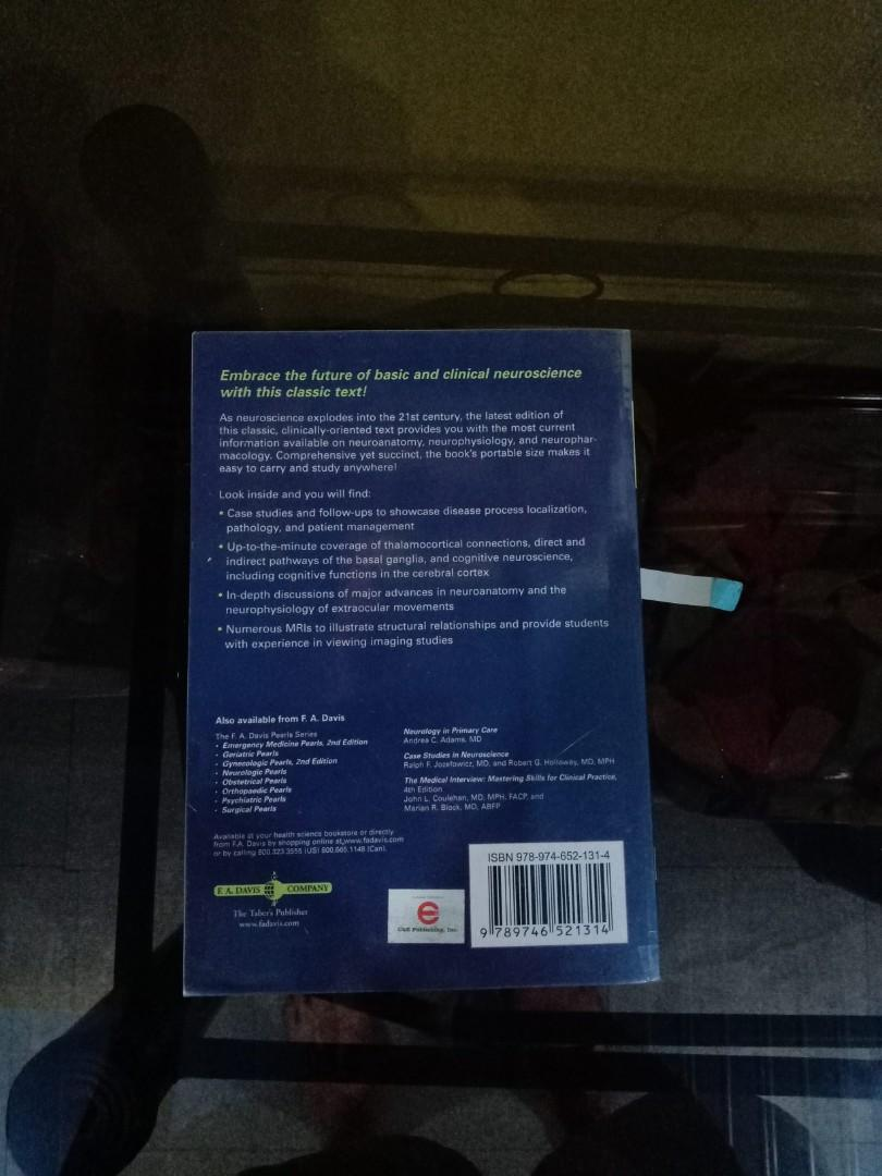 Essentials of Clinical Neuroanatomy and Neurophysiology 10th Edition . By Sid Gilman & Sarah Newman