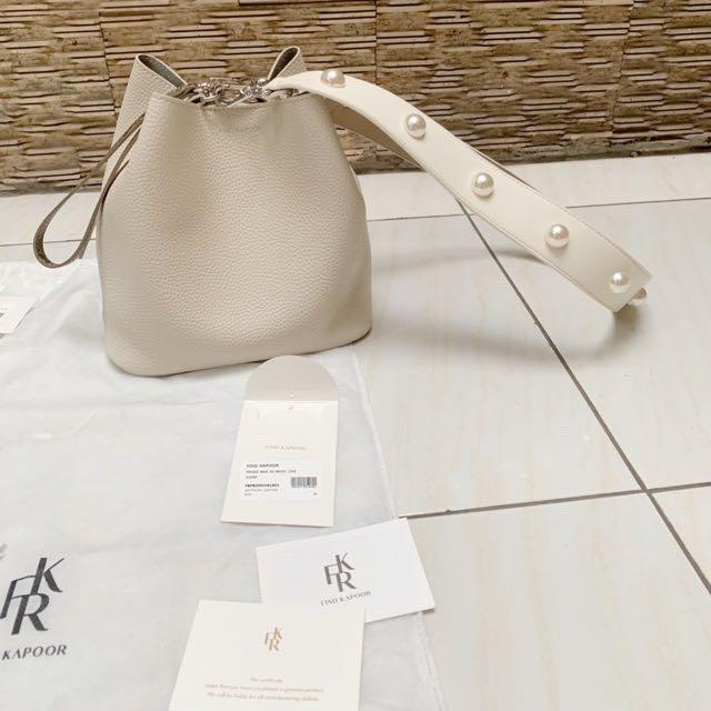 Find Kapoor Bag 20 pingo basic pearl edition authentic / tas fk original