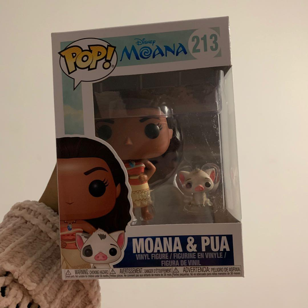 Funko Pop Disney - Moana & Pua