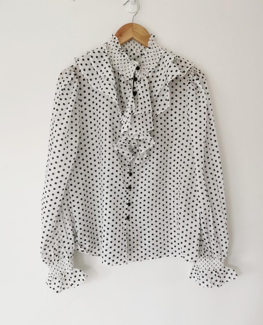 Hansen & Gretel Constance Silk Top - Size L BNWOT RRP $229