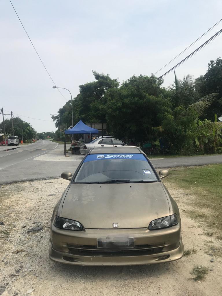 Honda Civic Ferio (A) '94