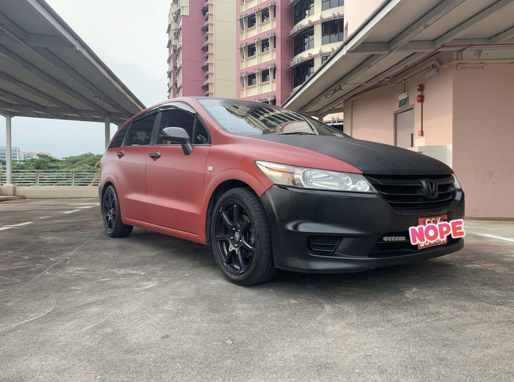 Honda Stream Auto 1.8