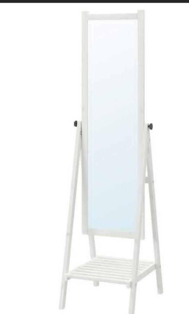 Ikea Standing Mirror Furniture Others On Carousell