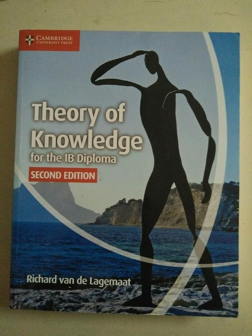 International Baccalaureate (IB) Theory of Knowledge (TOK) Book - Philosophy Resource