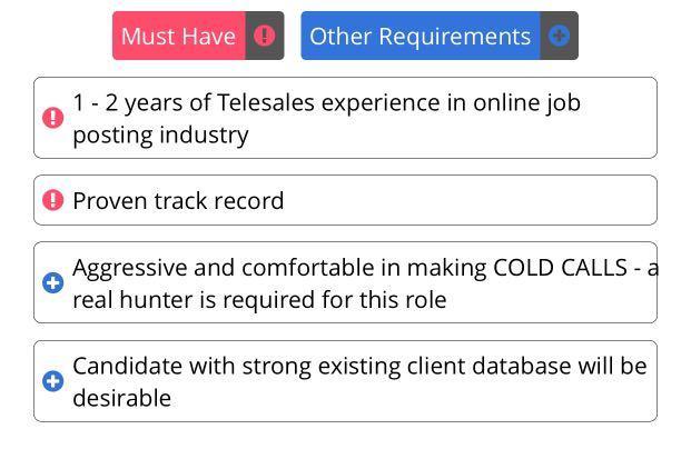Job : TELESALES JUNIOR EXECUTIVE (ONLINE JOB POSTING INDUSTRY)