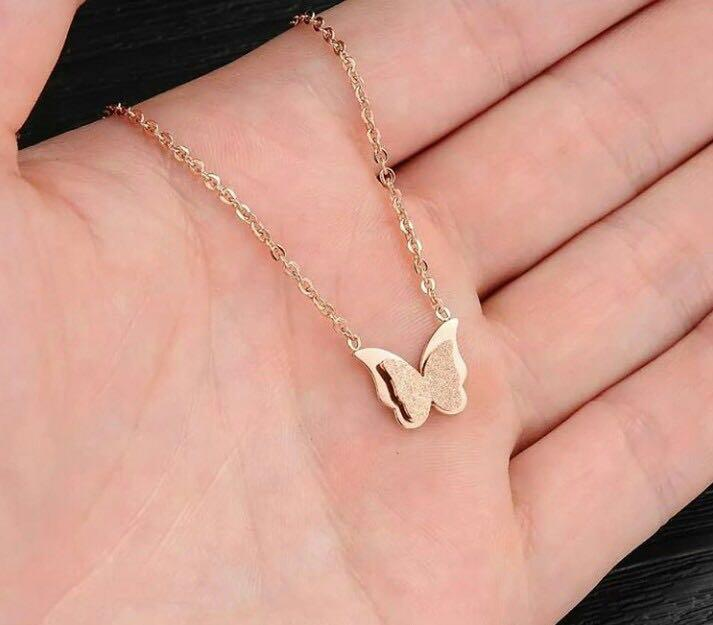 Kalung B'fLy Gold 004