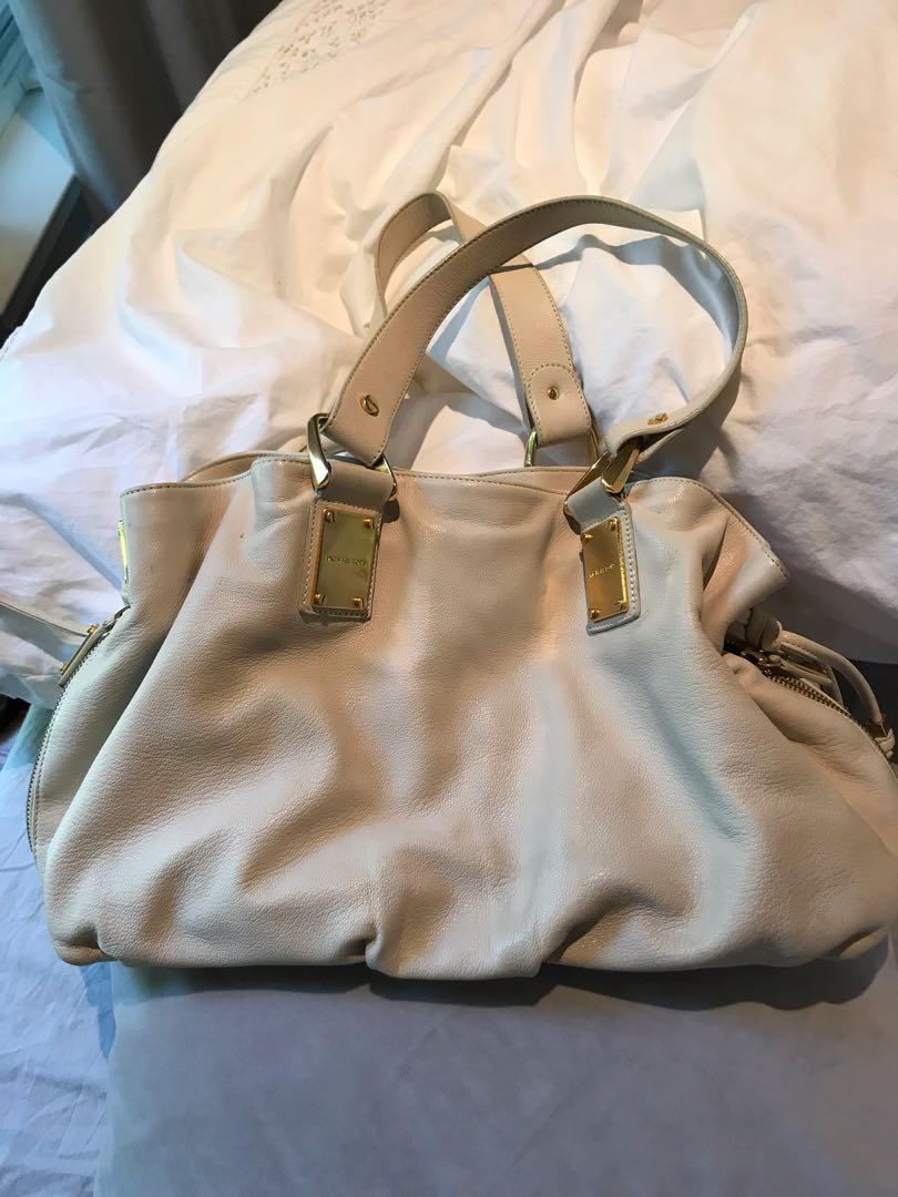 Michael Kors Leather Butter Bag