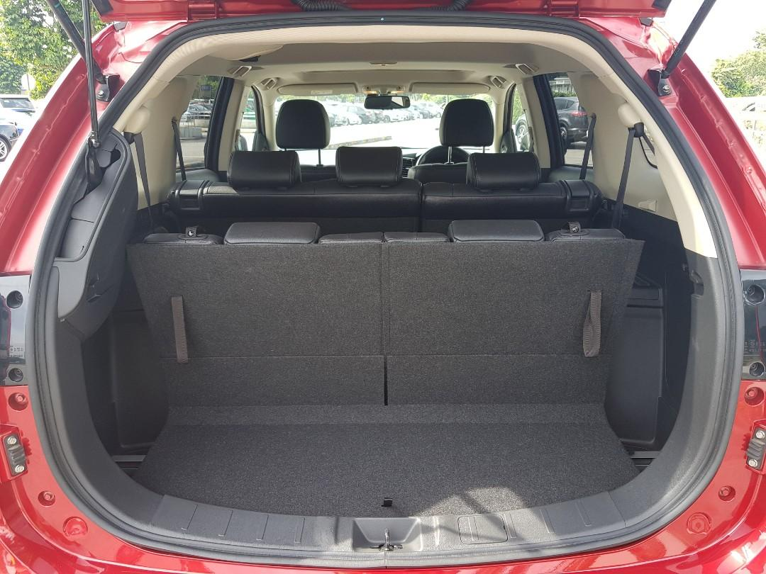 Mitsubishi Outlander 2.4 CVT Auto