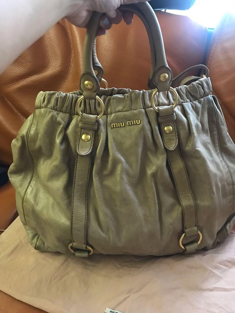 Miu Miu Bag 💢💢$300💢💢