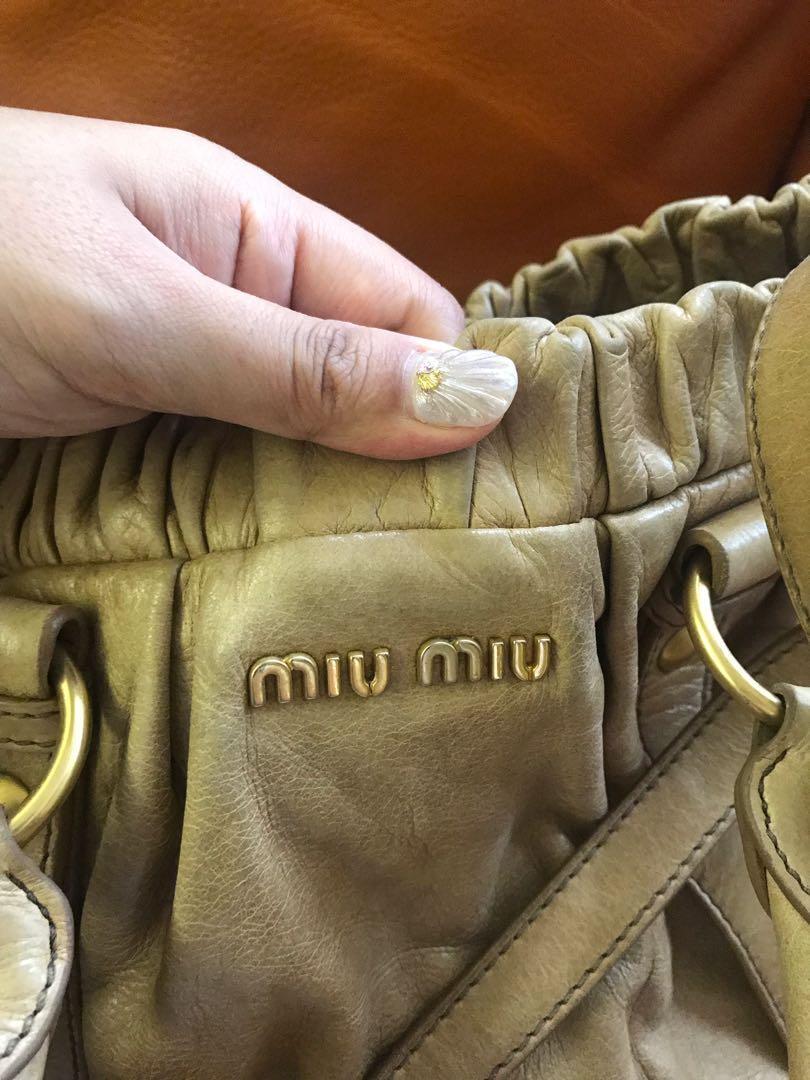 Miu Miu Bag$ 800