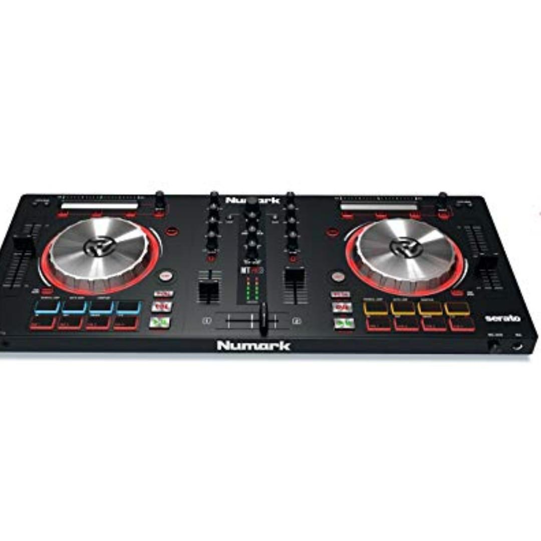 numark mixtrack pro 3 not pioneer ddj 400 200 serato virtual